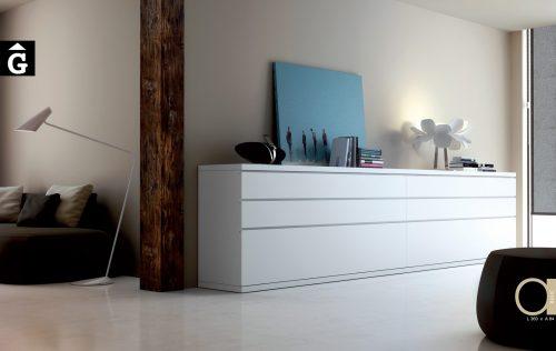 Area basic mobles Ciurans per mobles Gifreu peces singulars de molta qualitat modern minimal taules cadires llits aparadors