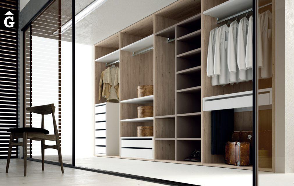 Vestidor JJP NoLimits by Mobles GIFREU Girona Armaris a mida modern minim elegant atemporal