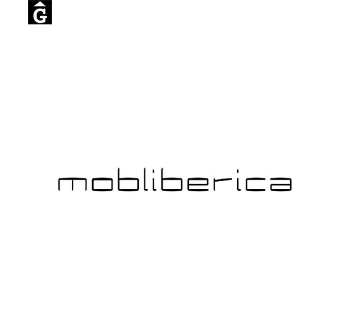 LOGO MOBLIBERICA. Moblibérica és una empresa avantguardista, àgil i dinàmica. Des de la seva fundació l'any 1979, dissenya i produeix, íntegrament en les seves instal·lacions de Crevillent, Alacant (Espanya), un producte atractiu i innovador. La investigació constant en noves tecnologies, materials i tendències ens porta a crear models amb alts estàndards de qualitat i disseny, aconseguint una plena acceptació en els mercats internacionals. Tots els processos productius són regulats per la normativa europea de qualitat i els assajos realitzats per l'Institut Tecnològic del Moble Espanyol. A més, el departament de qualitat intern sotmet els prototips als assajos més exigents abans de la seva aprovació per a poder començar el procés productiu. Comptem amb la certificació ISO 9001. Moblibérica mostra una sensibilitat especial pel medi ambient, actualment tots els nostres processos productius són respectuosos amb l'entorn com demostra l'obtenció de la certificació ISO 14.001.