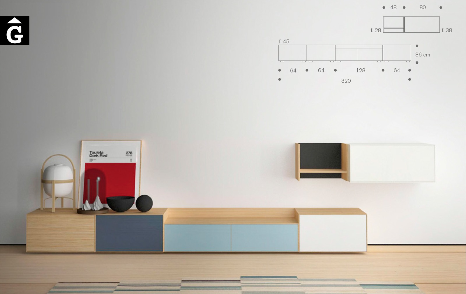 Lauki 15 1 Treku by mobles Gifreu Idees per la llar moble de qualitat-Recovered