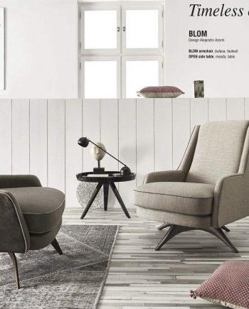 Blom Belta by mobles Gifreu Girona tapisseria sofas sillons butaques de qualitat
