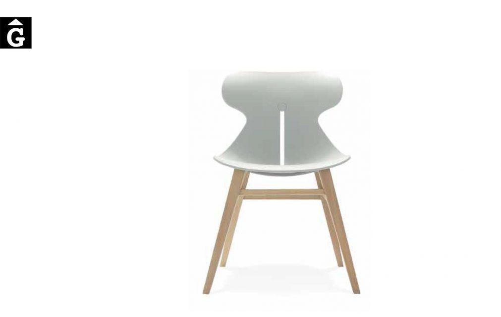 Mariquita pata madera Roble 39 1 Loyra muebles by mobles Gifreu Idees per la llar moble de qualitat