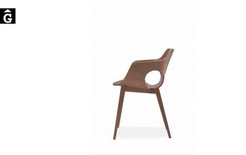 Butaca Olé tota fusta Loyra muebles by mobles Gifreu Idees per la llar moble de qualitat