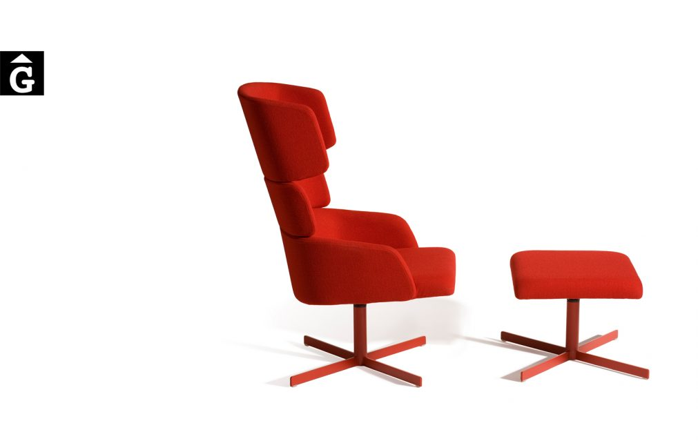 527 Concord grup puf Capdell by mobles Gifreu Girona cadires sillons butaques de molt alta qualitat