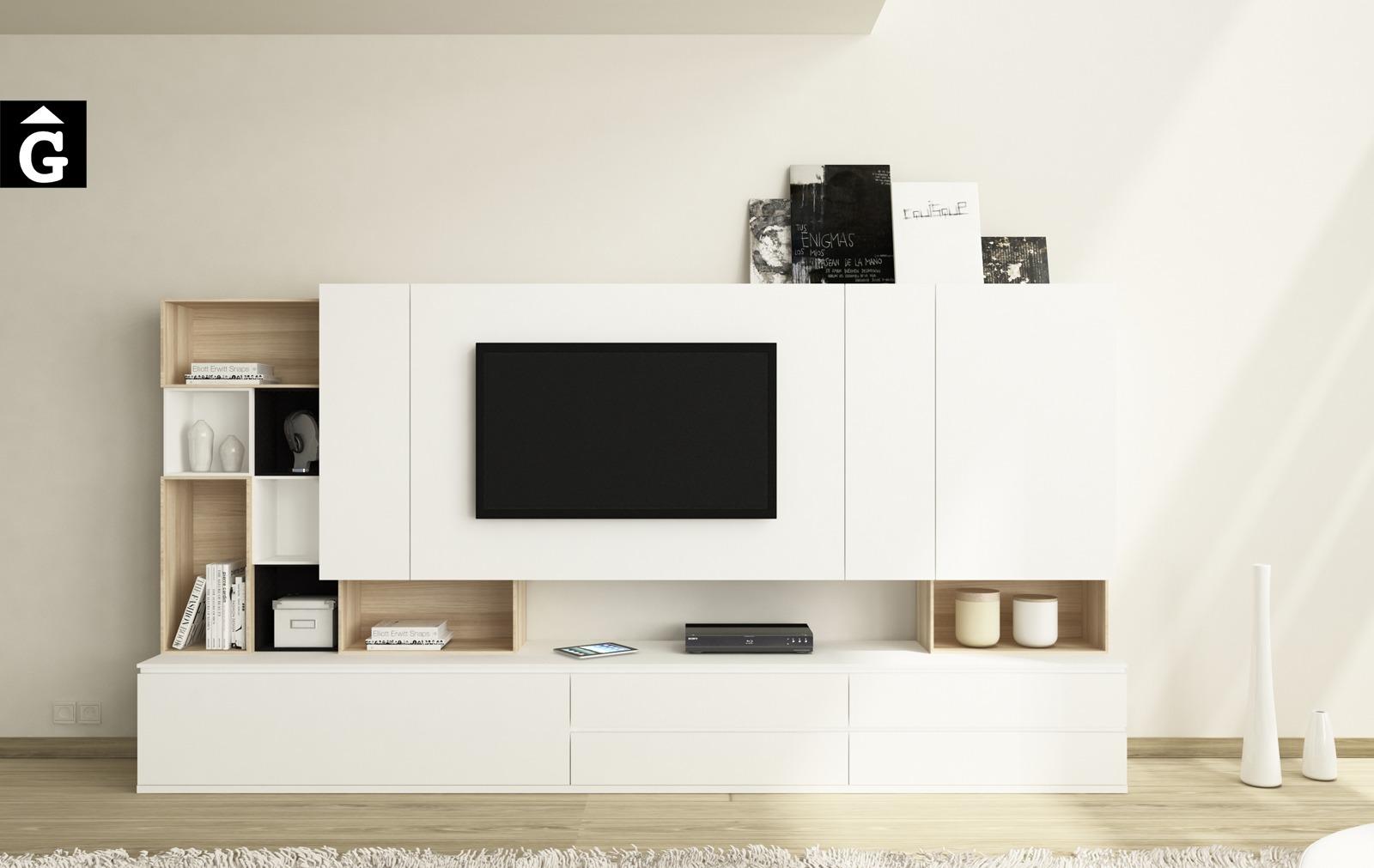 Visiteu les nostres composicións moble TV