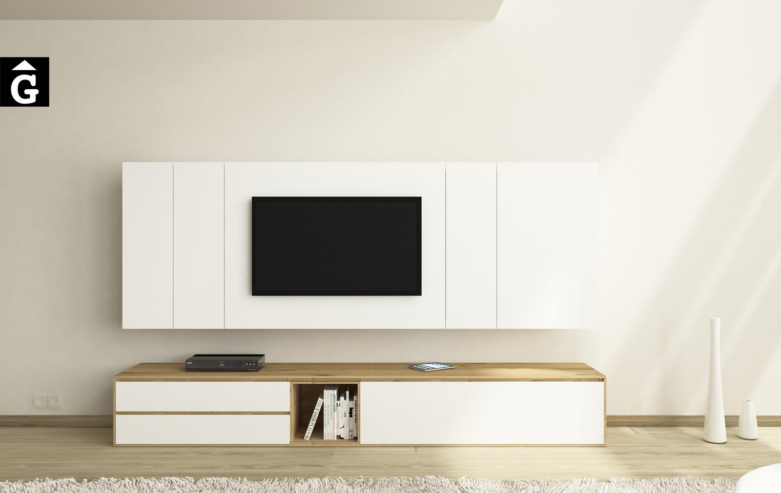 06 Area mobles Ciurans per mobles Gifreu programa modular disseny atemporal realitzat amb materials i ferratges de qualitat estil modern minimal