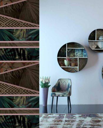 Estanteries cercles Icons by mobles Gifreu moble massis impres