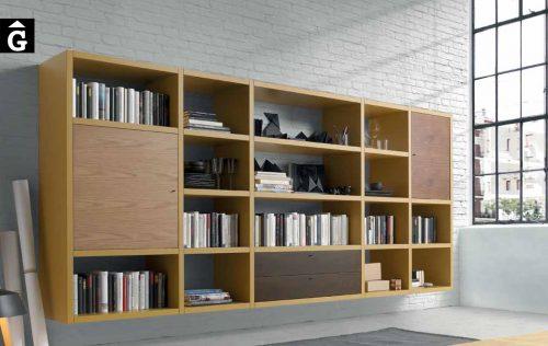 Llibreria Loyra muebles by mobles Gifreu Idees per la llar moble de qualitat