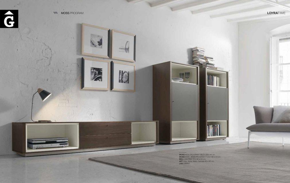 Moss composició Loyra muebles by mobles Gifreu Idees per la llar moble de qualitat