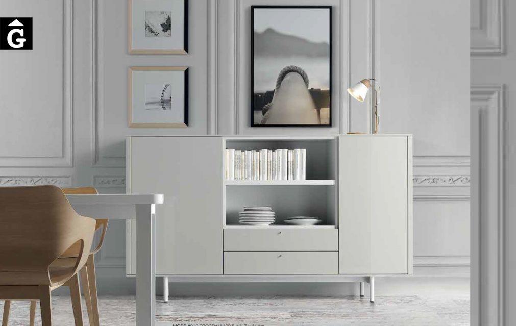 27 00Bufet blanc Loyra muebles by mobles Gifreu Idees per la llar moble de qualitat