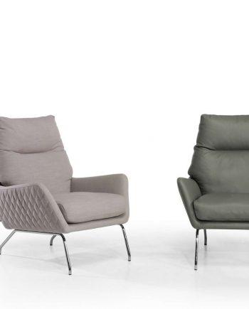 Butaques Kusu Moradillo by mobles Gifreu tapisseria de qualitat sofas relax llits puff pouf chaixelongues butaques sillons