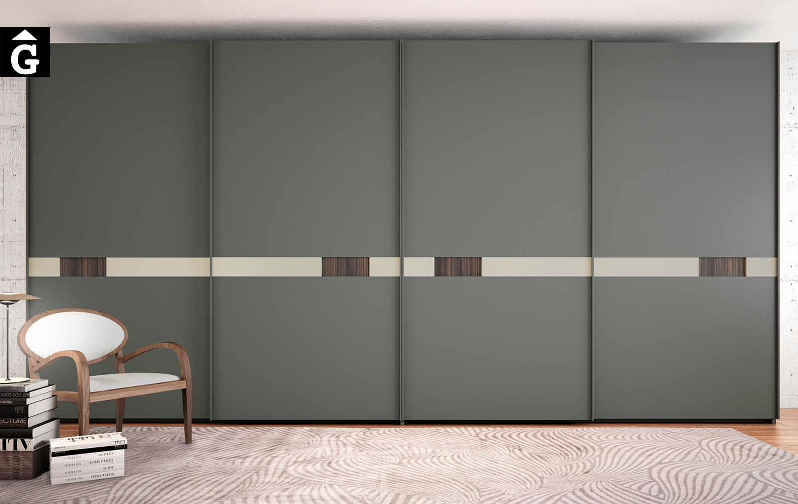 Armari porta gap for Habitat muebles barcelona