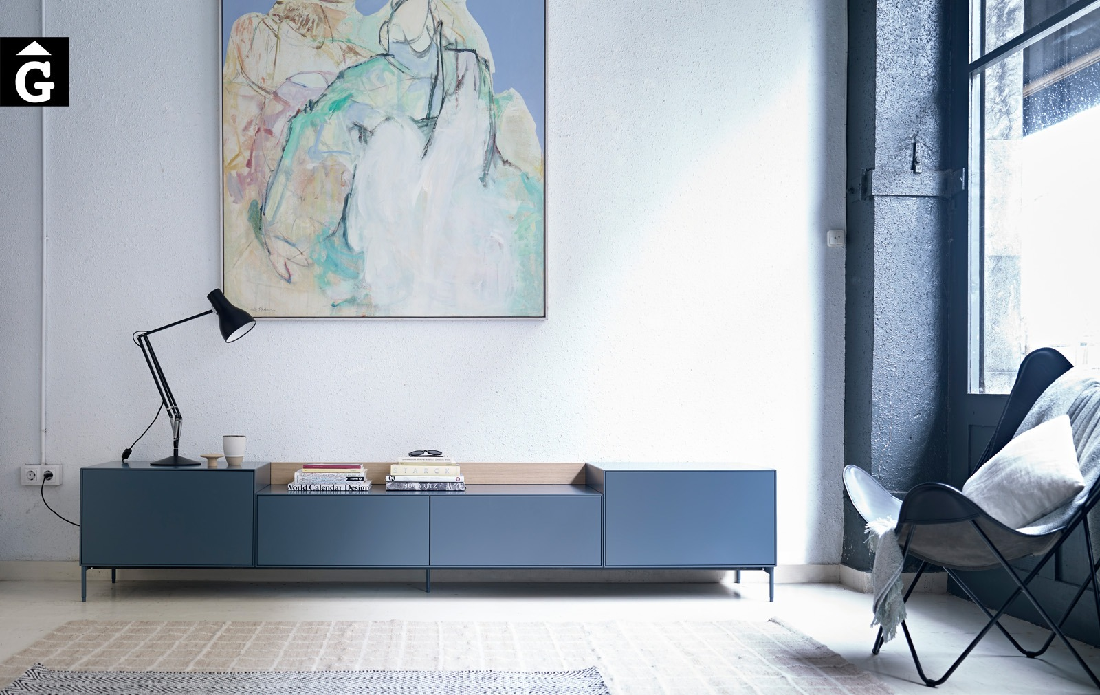 LAUKI SAFIRA Treku by mobles Gifreu Idees per la llar moble de qualitat-Recovered-Recovered