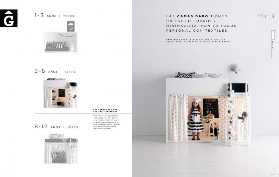QB NEXT Tegar by nobles GIFREU Girona modern minim elegant atemporal