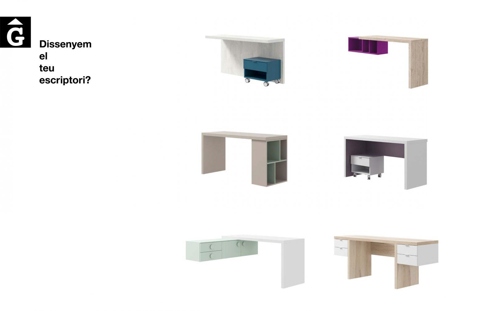 20 2 Dissenyem el teu escriptori QB NEXT Tegar by nobles GIFREU Girona modern minim elegant atemporal