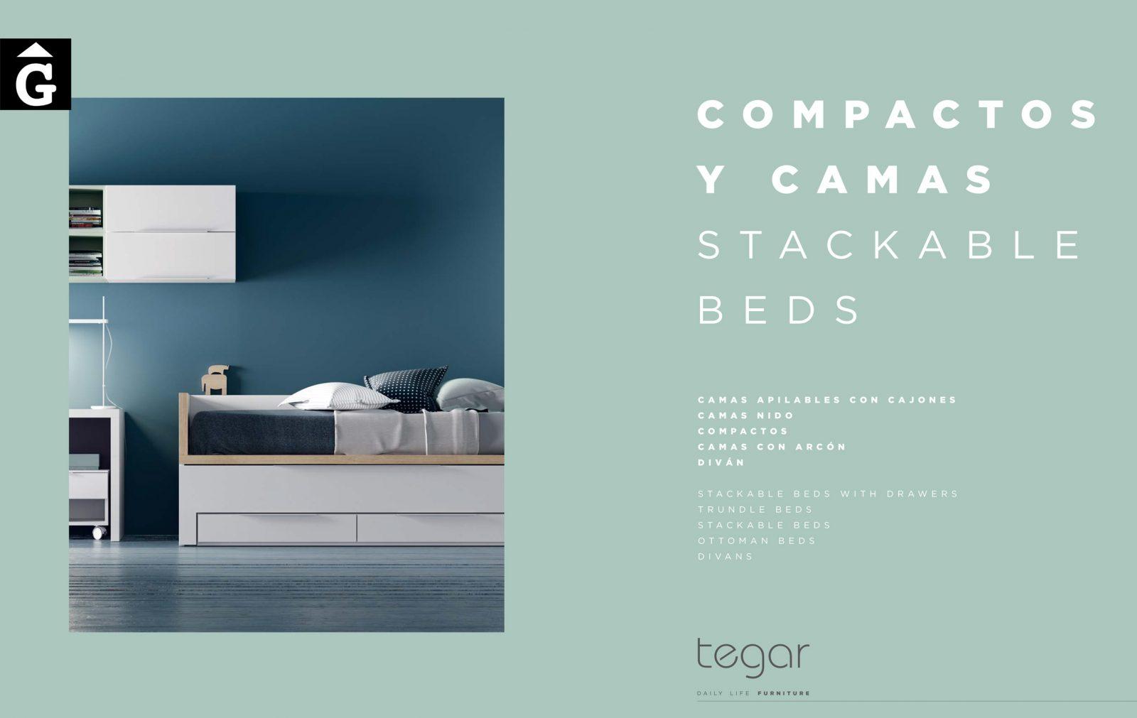 21 Compactes QB NEXT Tegar by nobles GIFREU Girona modern minim elegant atemporal