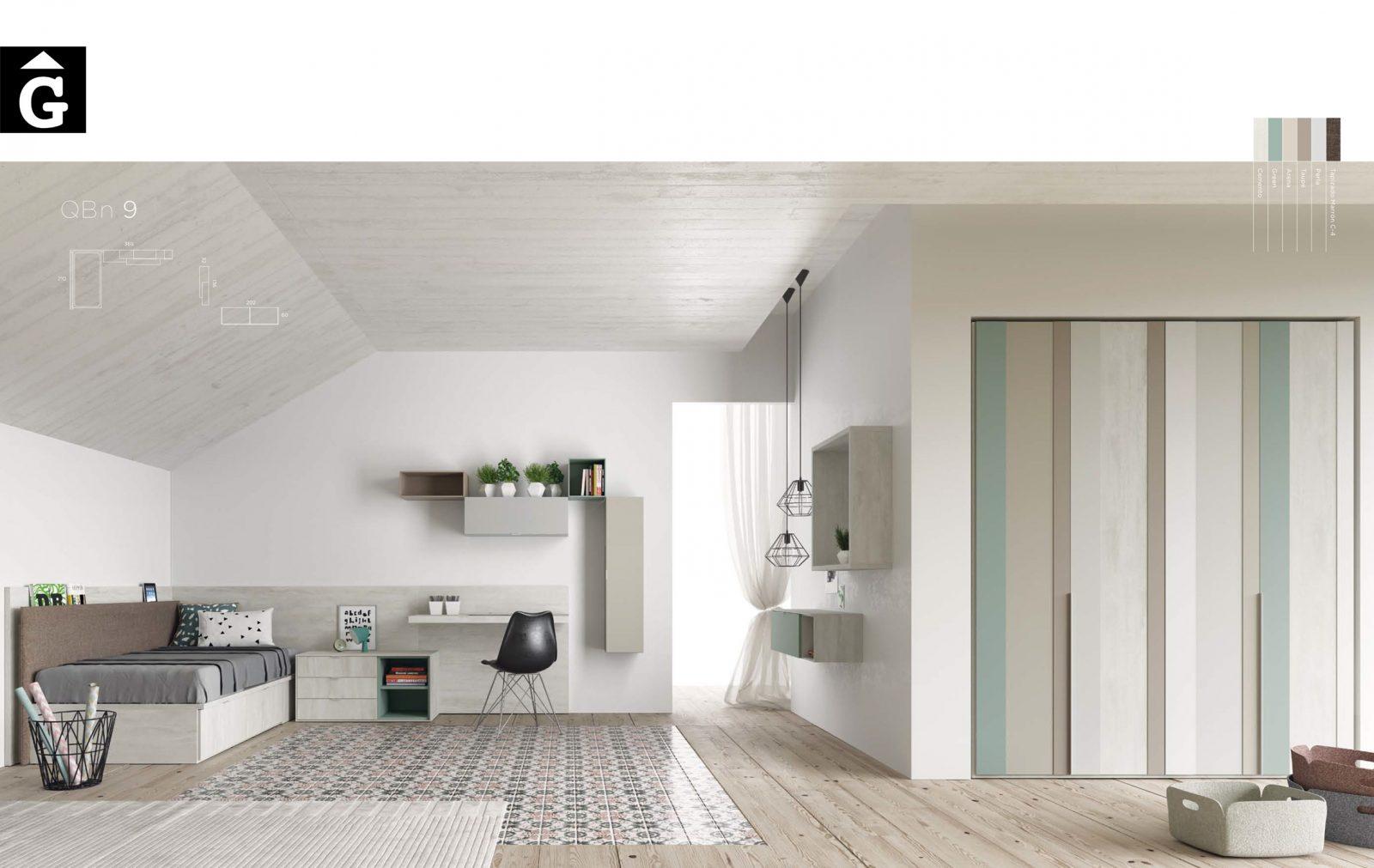 24 0 QB NEXT Tegar by nobles GIFREU Girona modern minim elegant atemporal