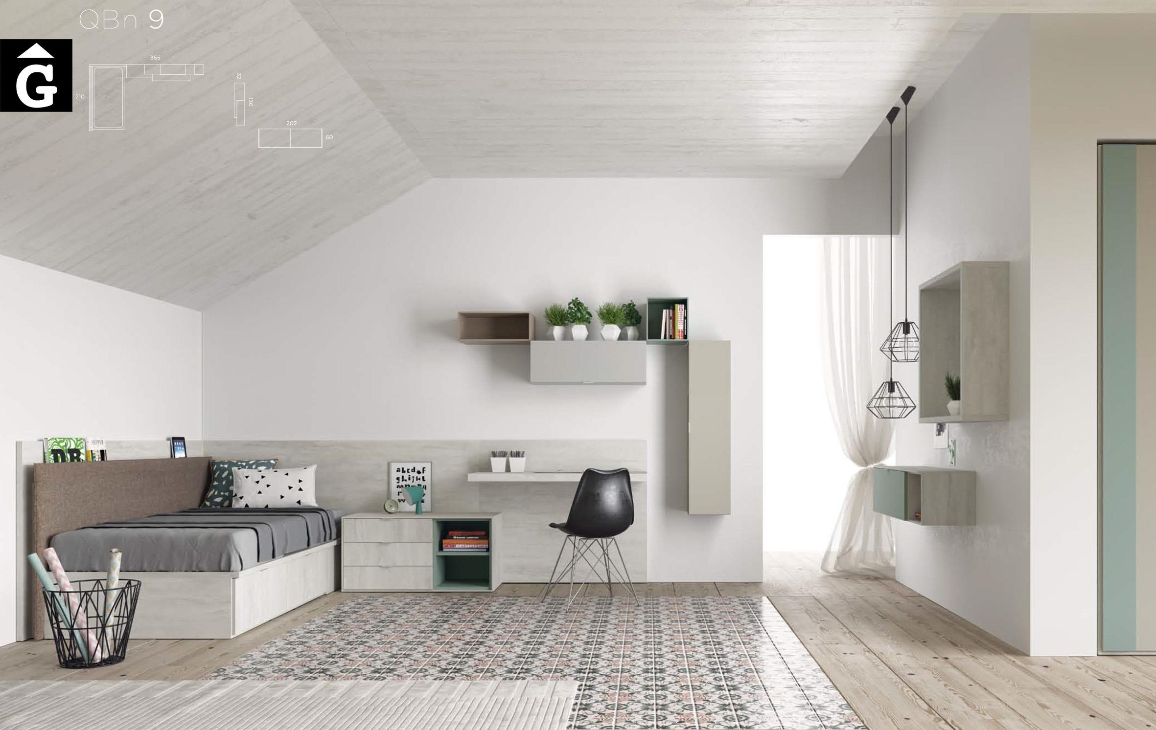 24 1 QB NEXT Tegar by nobles GIFREU Girona modern minim elegant atemporal