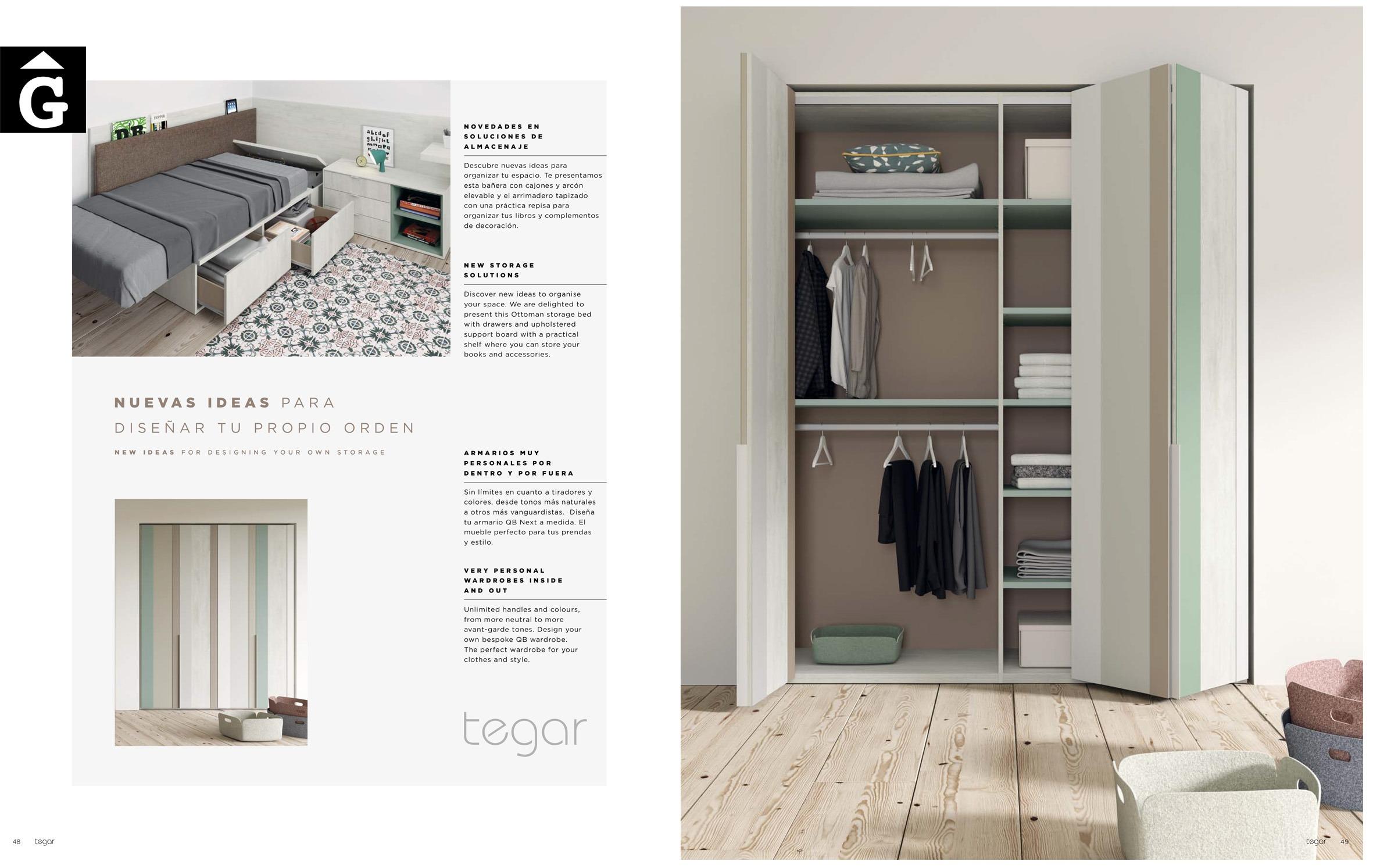 26 QB NEXT Tegar by nobles GIFREU Girona modern minim elegant atemporal