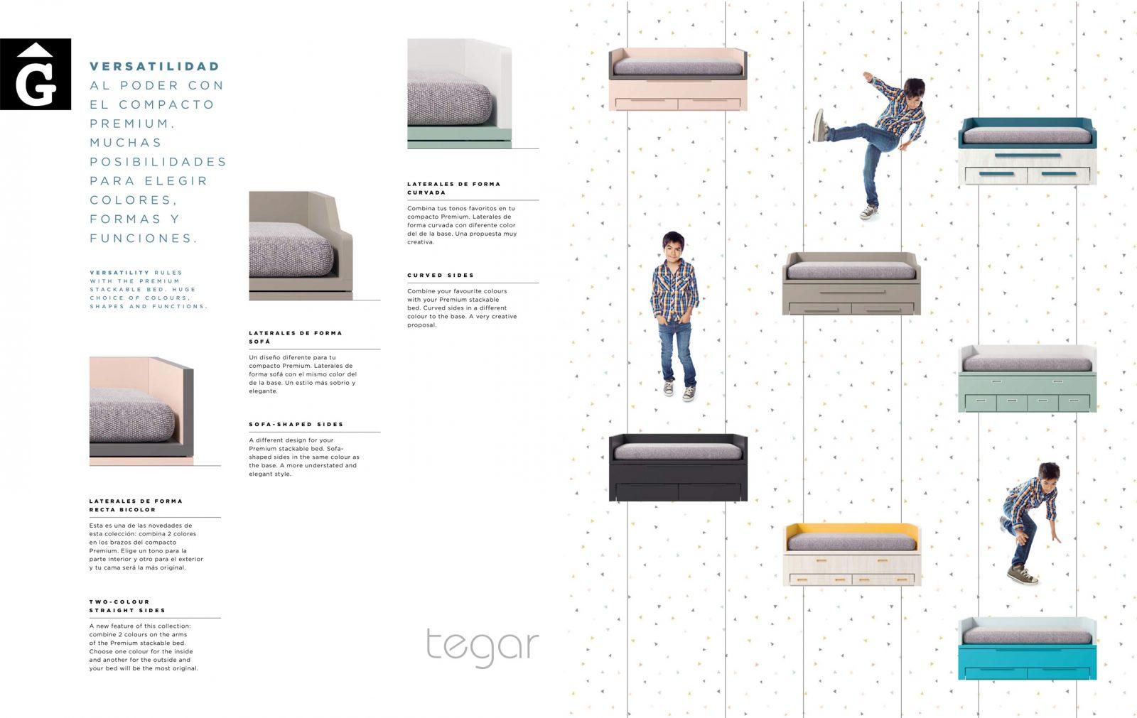 28 Versatilitat amb el compacta premium QB NEXT Tegar by nobles GIFREU Girona modern minim elegant atemporal