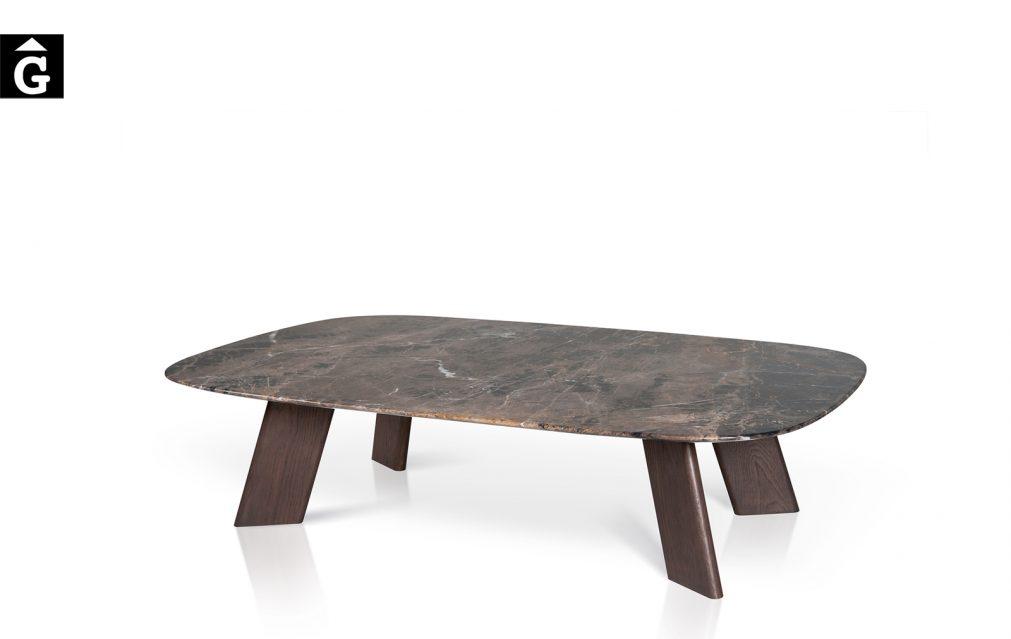 30 8 Taula centre Alhambra Sobre marbre potes fusta al2 fabricant de mobles Grec distribuïdor mobles Gifreu