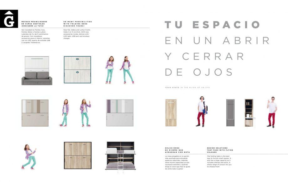 El teu espai amb un obrir i tancar dulls QB NEXT Tegar by nobles GIFREU Girona modern minim elegant atemporal