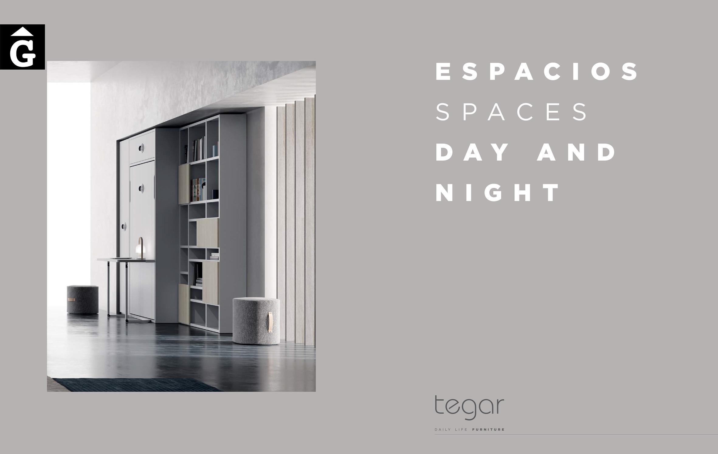 Espais dia i nit QB NEXT Tegar by nobles GIFREU Girona modern minim elegant atemporal