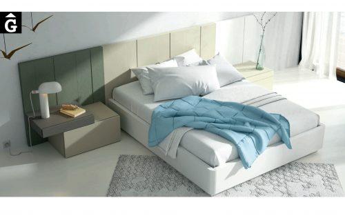 AW Lagrama Granito Habitació llit gran Lagrama