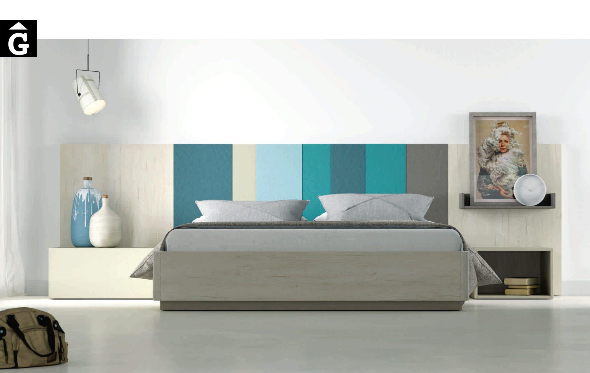 AW Cristal Lagrama Habitació llit gran Lagrama