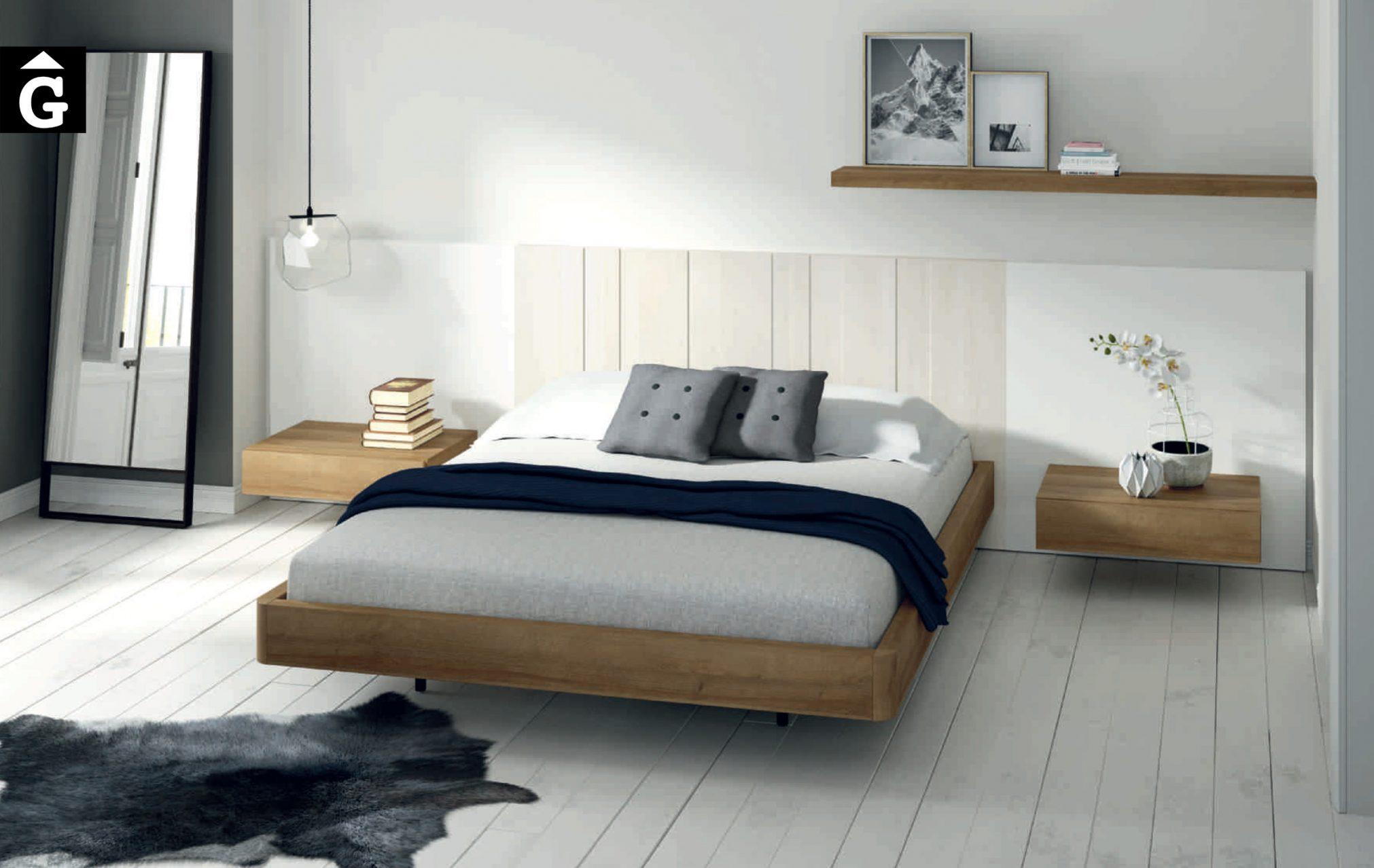 AV Golden Habitació llit gran Lagrama