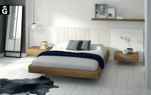 Llit gran AV Golden Habitació llit gran Lagrama