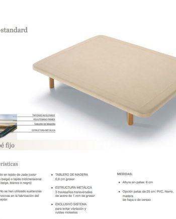 Base llit Mini Standard Astral