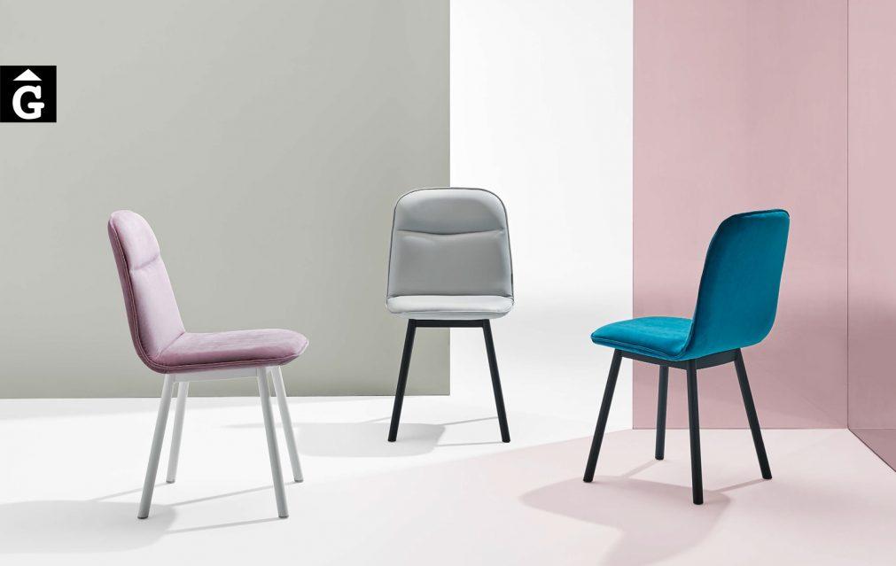 Köln mobliberica cadira pota metall mobliberica per mobles Gifreu Porqueres Girona Catalunya Taules Cadires Sillons Butaques-Recovered