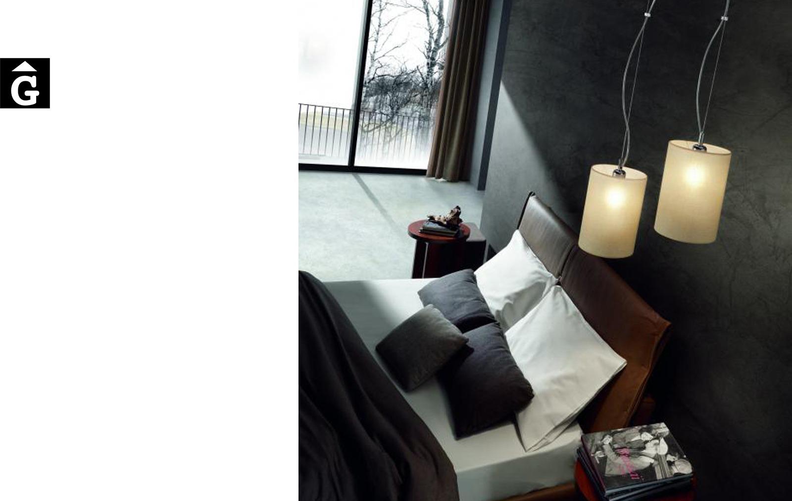 Rho Llit entapissat superior Moradillo llit entapissats per mobles Gifreu