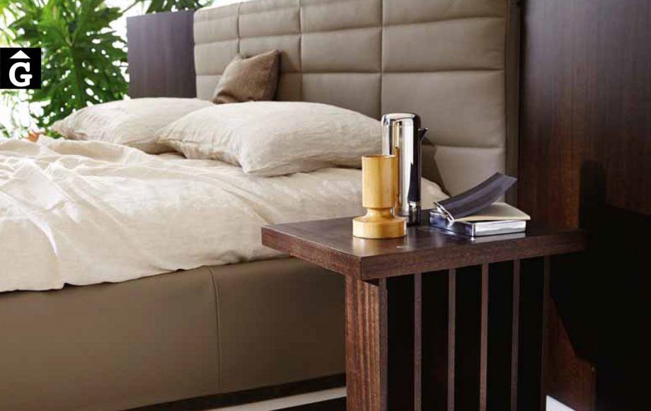 34 1 Grandanlogo detall tauleta - Ditre Italia llits entapissats disseny i qualitat alta by mobles Gifreu