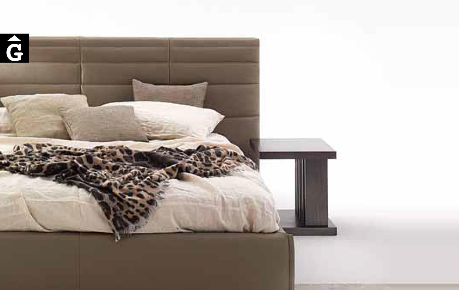 35 1 Grandanlogo sense panels laterals – Ditre Italia llits entapissats disseny i qualitat alta by mobles Gifreu