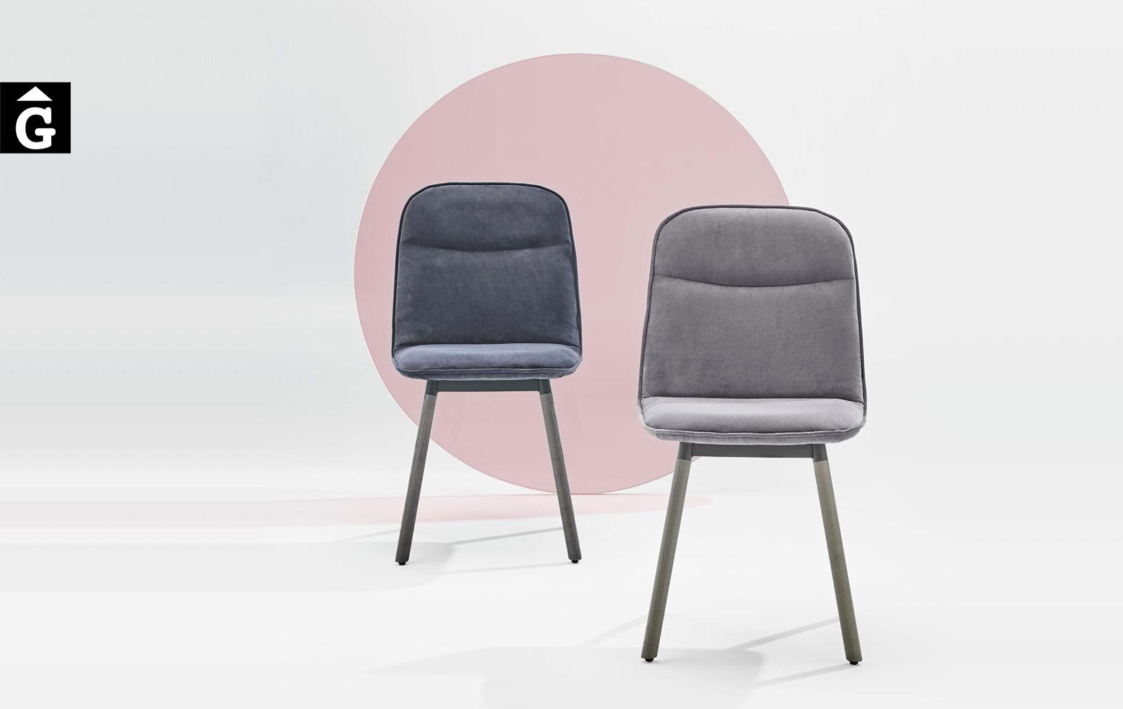 Köln Wooden cadira pota freixa massissa mobliberica per mobles Gifreu Porqueres Girona Catalunya Taules Cadires Sillons Butaques-Recovered