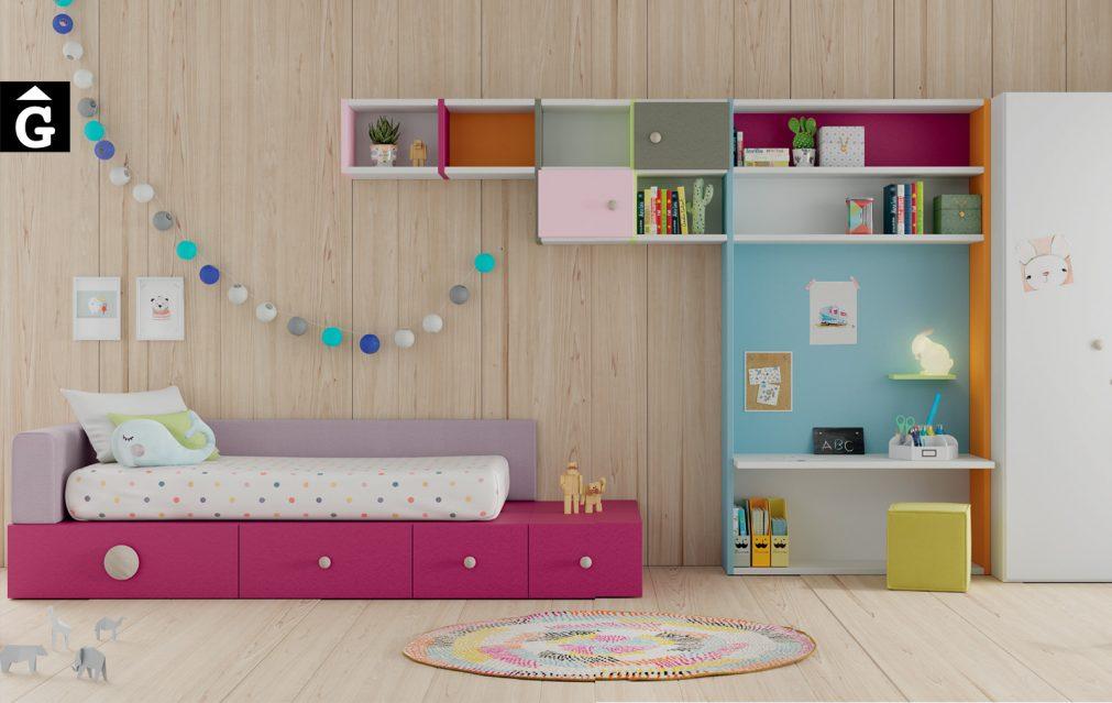 Airbox habitació juvenil Juvenils - Lagrama by mobles Gifreu