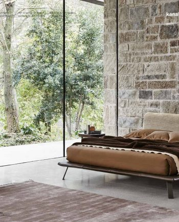 Kanaha llit entapissat ambient - Ditre Italia llits entapissats disseny i qualitat alta by mobles Gifreu