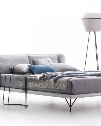 Lennox Llit entapissat teixit - Ditre Italia llits entapissats disseny i qualitat alta by mobles Gifreu