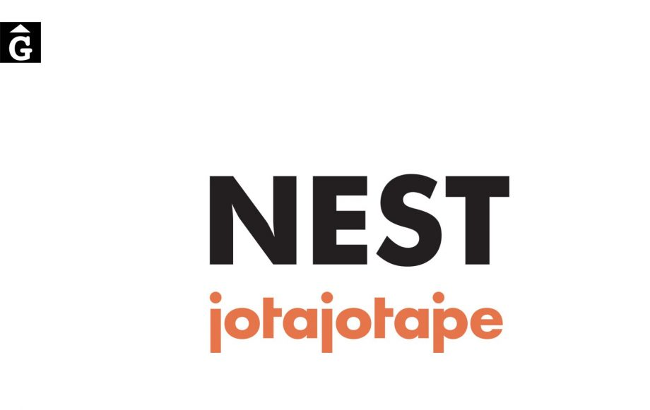 Nest Jotajotape logo Infinity 2 Jotajotape jjp by mobles Gifreu