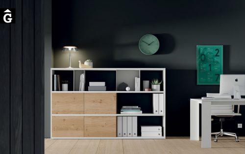 Libreria Oficina Line ViVe muebles Verge programa llibrera llibreries living by mobles Gifreu