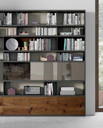 Line Llibreria Vintage ViVe muebles Verge programa llibrera llibreries living by mobles Gifreu