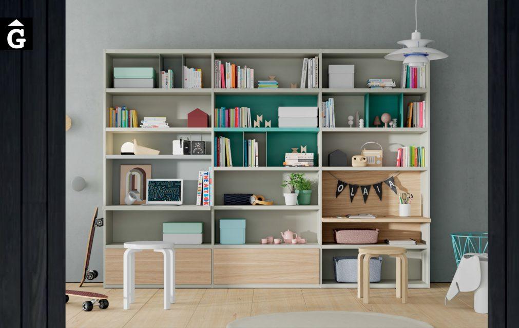 Line moble llibreria infantil ViVe muebles Verge programa llibrera llibreries living by mobles Gifreu