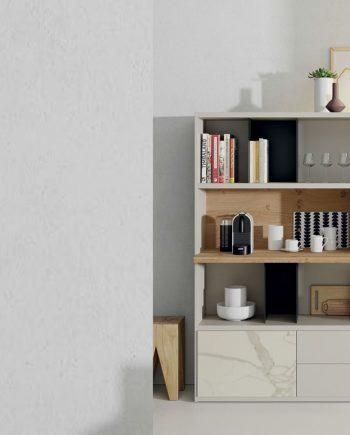 Llibreria Cuina Line ViVe muebles Verge programa llibrera llibreries living by mobles Gifreu