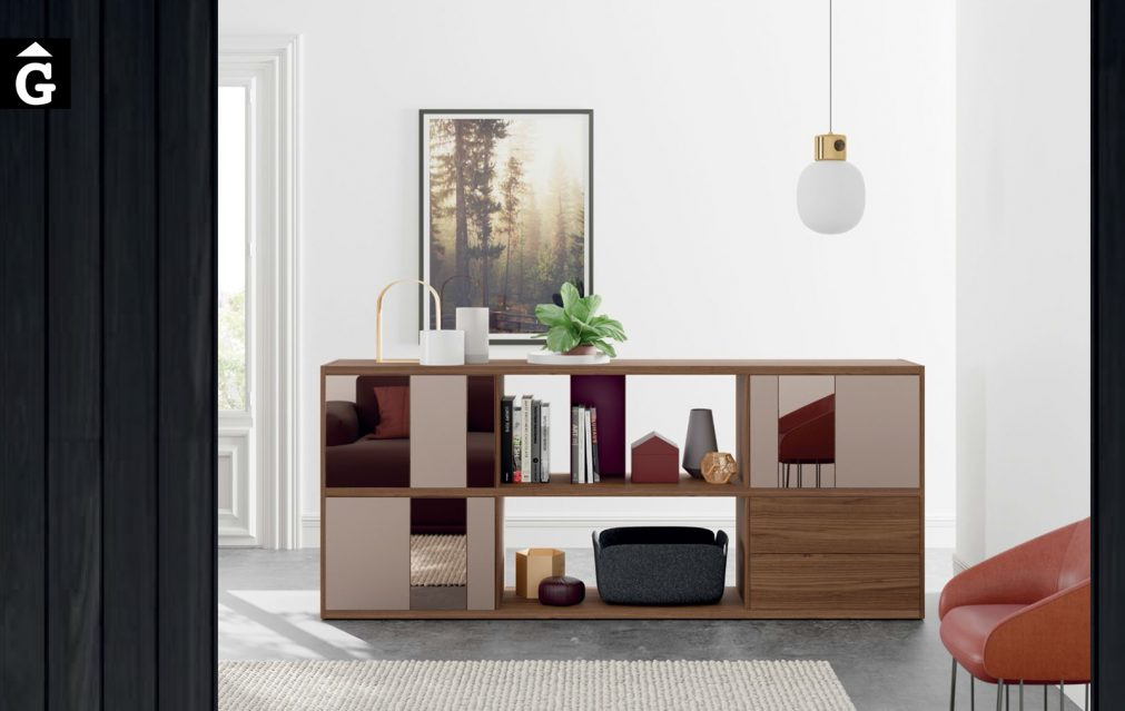 Moble bufet Line ViVe muebles Verge programa llibrera llibreries living by mobles Gifreu