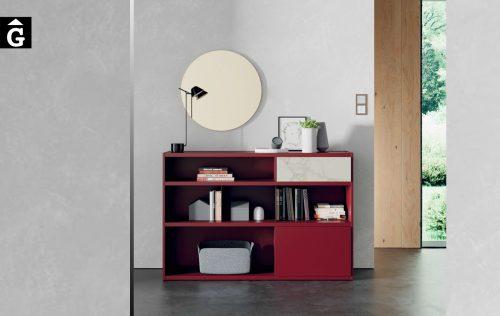 Moble rebedor Line ViVe muebles Verge programa llibrera llibreries living by mobles Gifreu