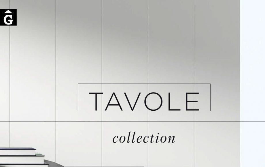 Tavole Line ViVe muebles Verge programa llibrera llibreries living by mobles Gifreu