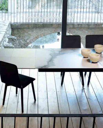 Taula extensible Miller Pure Designs