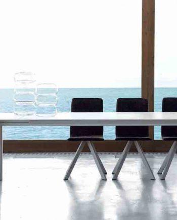 Taula Chamon Plus extensible oberta Pure Designs